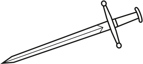 Swords drawings png. Methods for teaching the