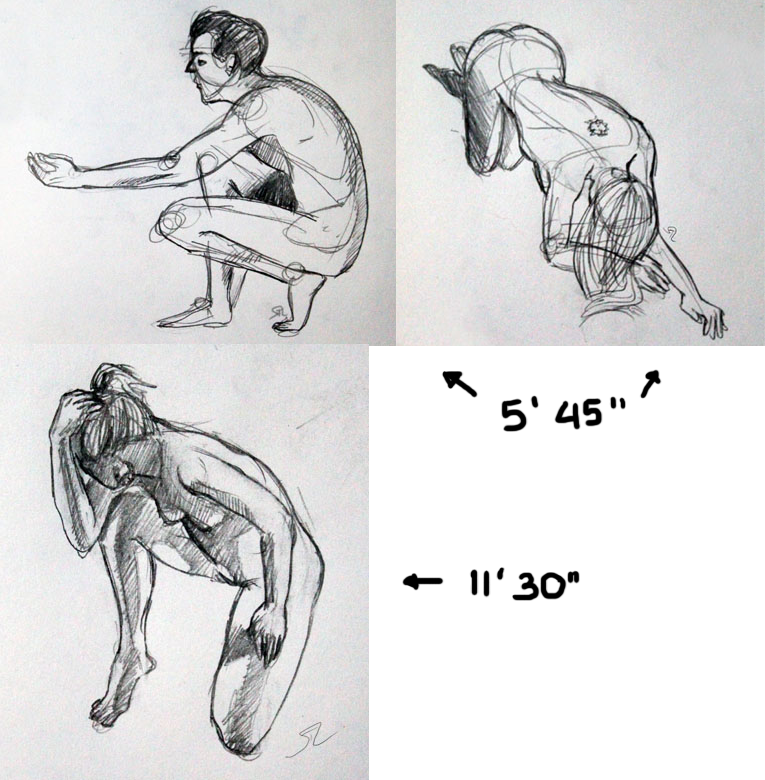 Sycra drawing human. Sketchbook springofsea s attached