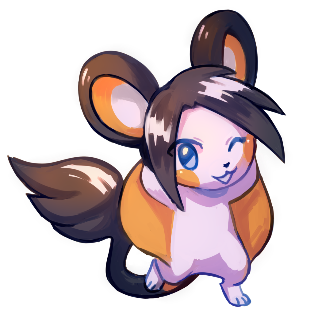 Sycra drawing flavia. Alex the emolga by