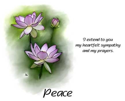 Sympathy clipart may. Free flowers the top