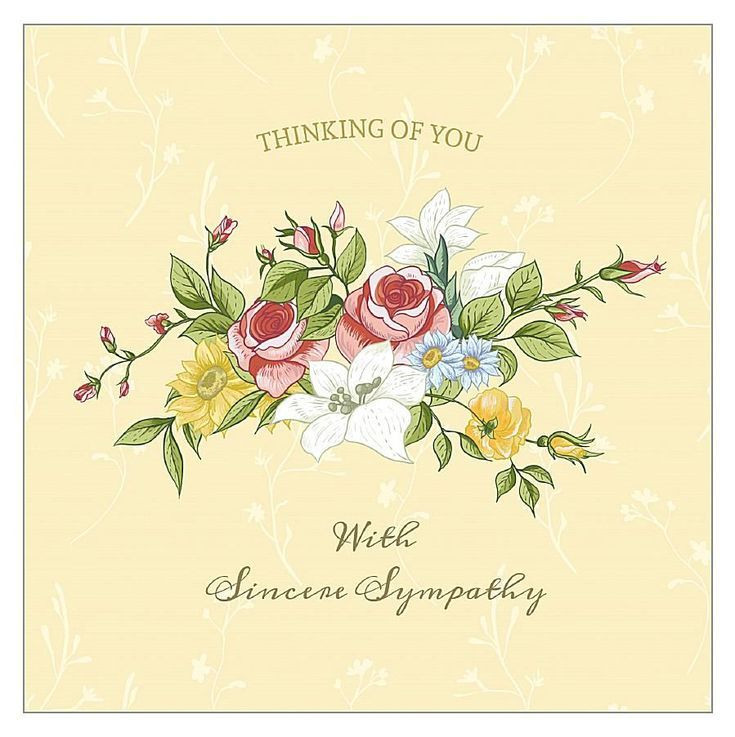 Sympathy clipart sympathy card. Fresh condolences best cards