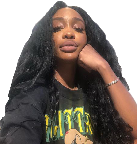 Sza drawing. Png sticker by reanacarter
