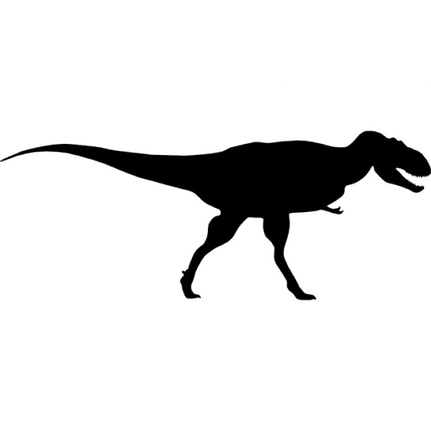 T rex clipart file. Tyrannosaurus icons free download
