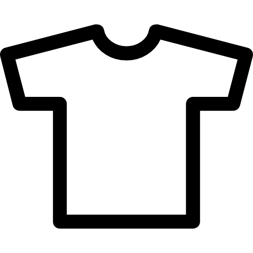 T shirt clipart png. Tee icon svg
