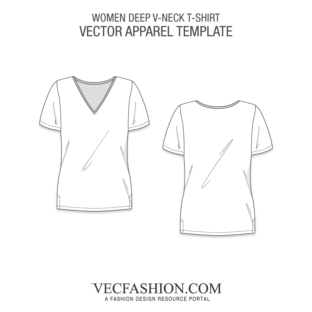 20 Vector Tee Front Back For Free Download On Ya Webdesign