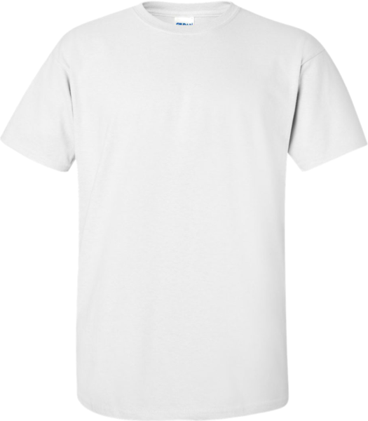 t shirt white png #91429208