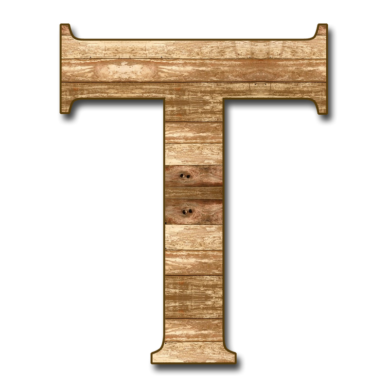 T transparent background. Wood shadow play coaching