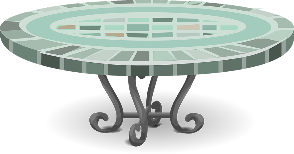 Table clip clear. Clipart art library arts