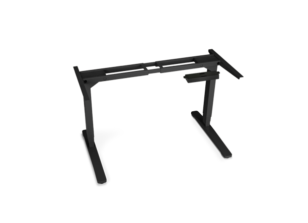 Table clip thick. Bamboo stand up desk