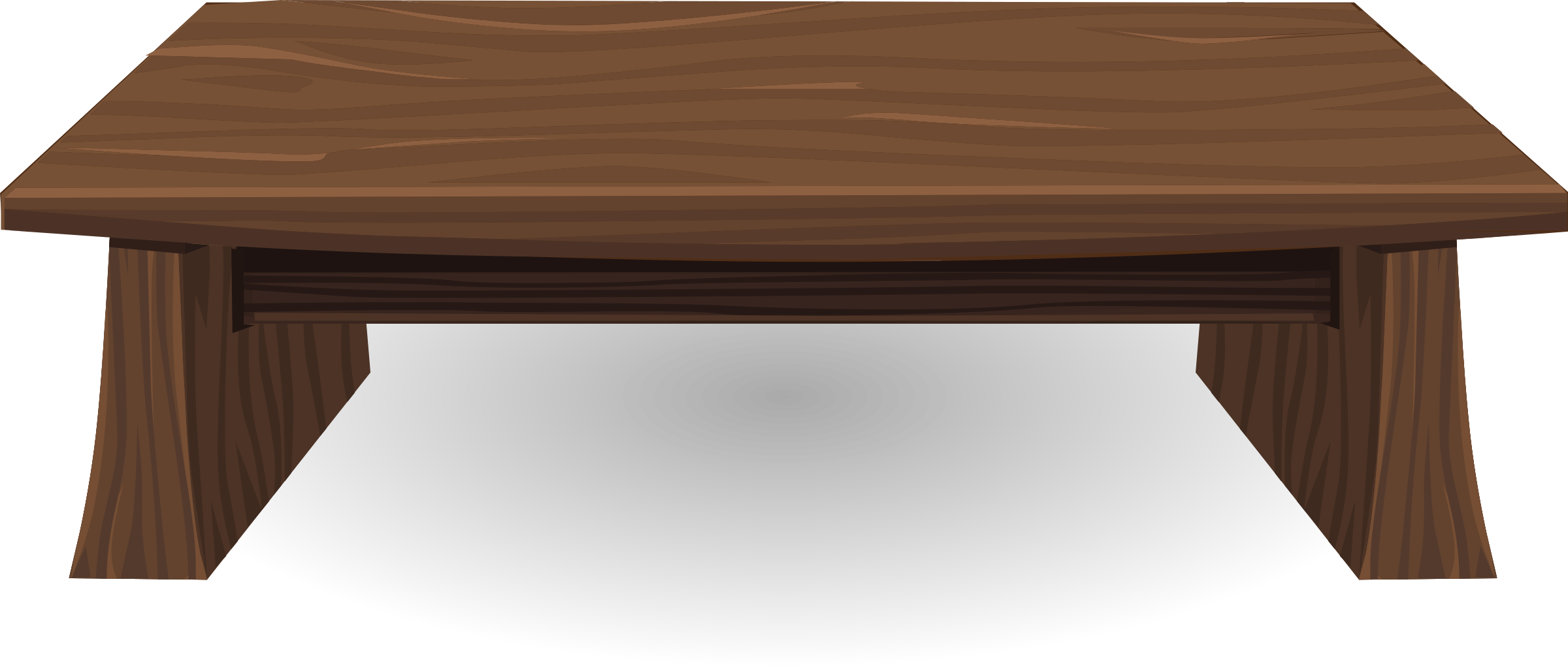 Wood table png. School clip art round