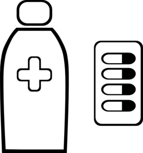 Tablet clipart round pill. Pills cliparts zone clip