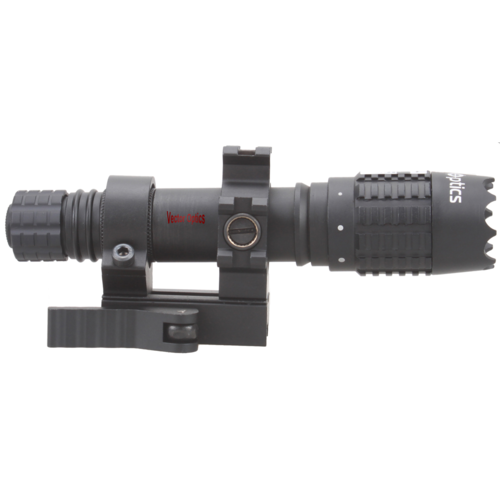 Tac vector rifle scope. Optics magnus green laser