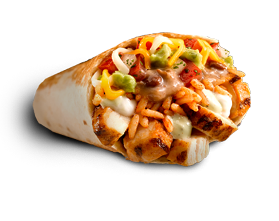 Fantone s friday top. Taco bell soft taco png stock