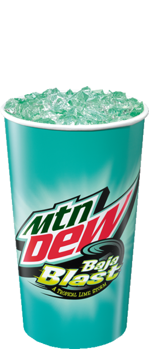 Mountain dew baja blast png. Image wiki fandom powered