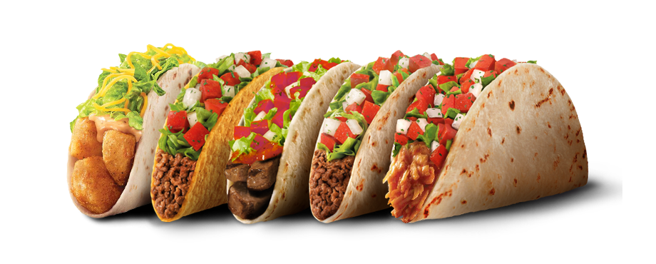 Taco bell food png. Tour winchester kentucky contact