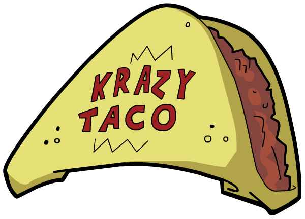Taco clip hat. Image png nicktoons toons