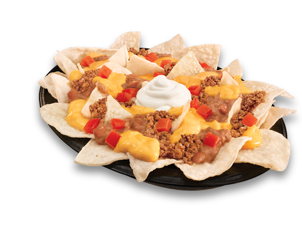 Taco bell nachos png