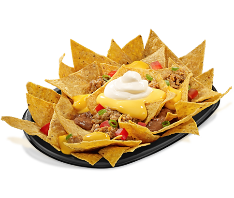 movie theater nachos png