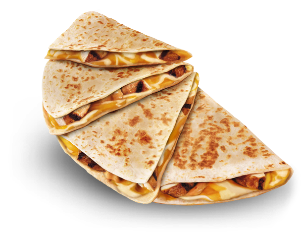 Taco bell quesadilla png. Chicken you may not