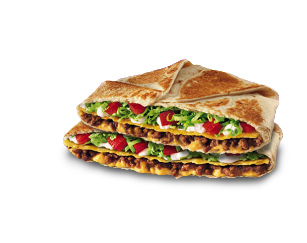 Taco bell quesadilla png. Yes i live in
