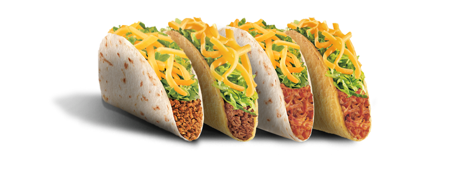 Taco bell tacos png. Cyprus mexican food including