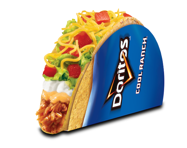 taco bell bag png