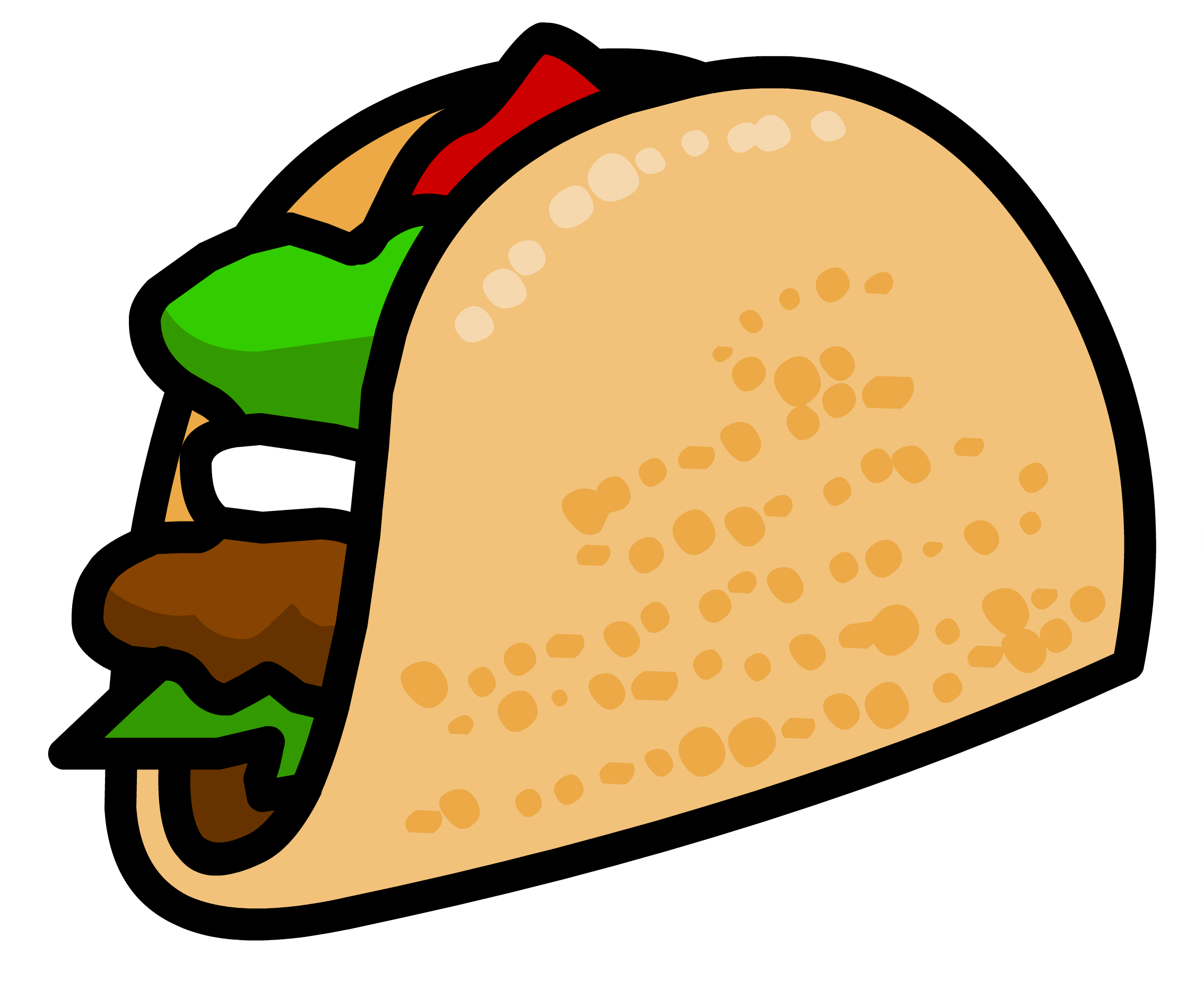Image taco pin png. Tacos clipart illustration png black and white library