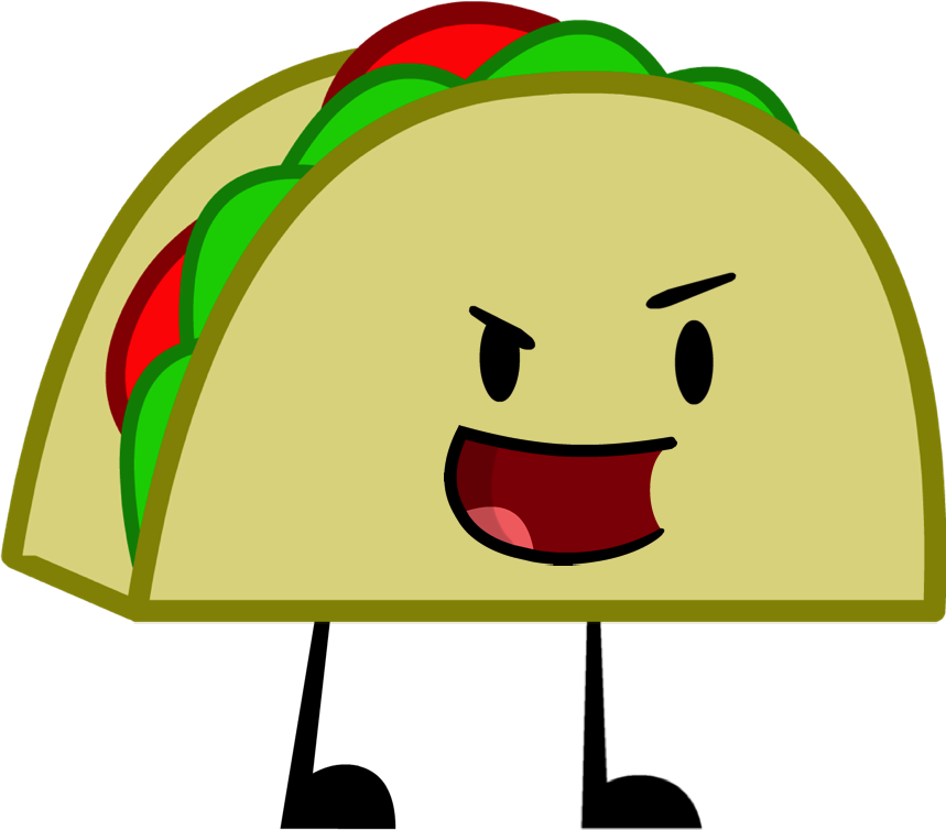 Taco cartoon png. Image ii pose tbotm