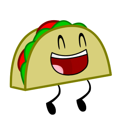 taco png inanimate insanity
