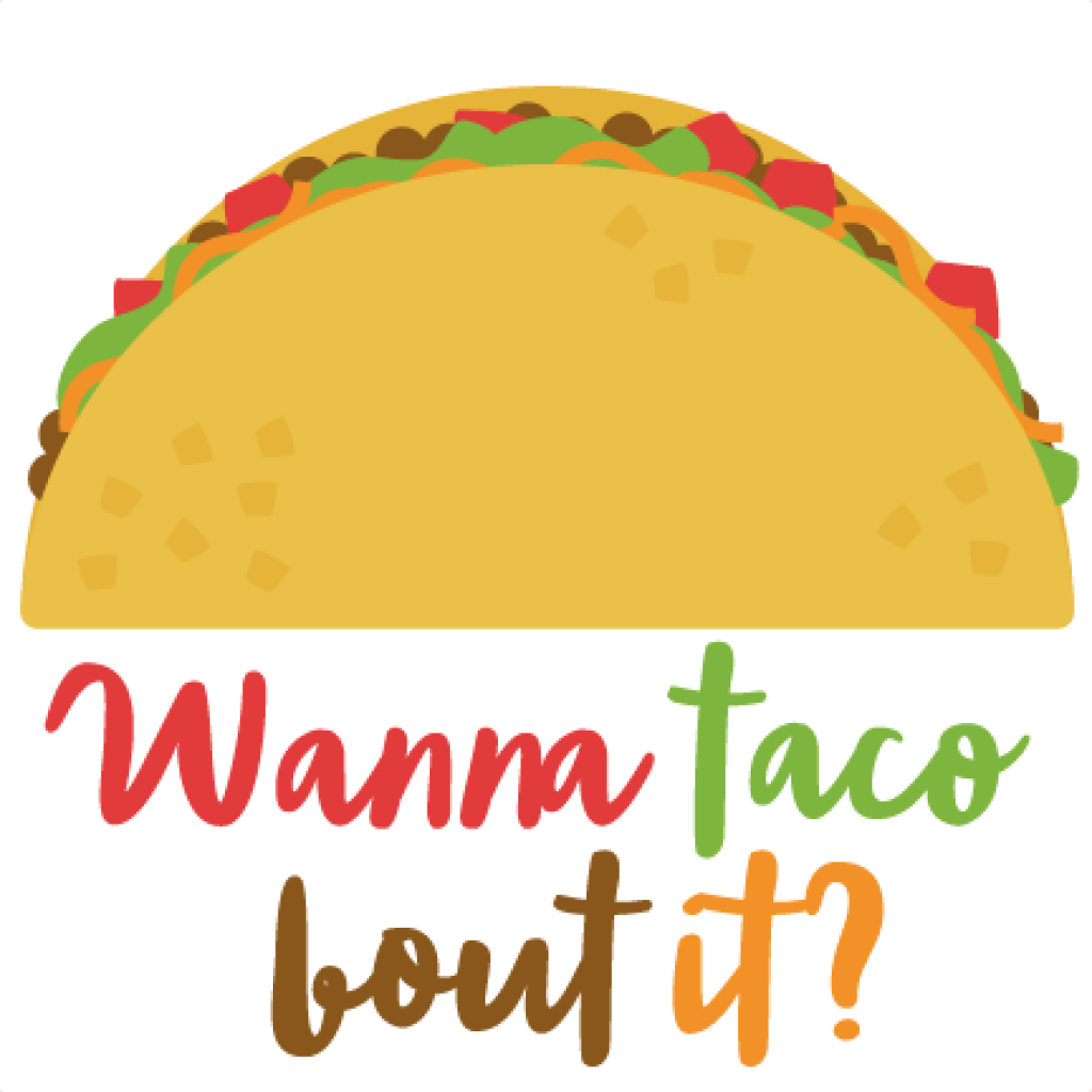 Taco clip face clipart. Tacos graphic royalty