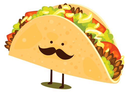 Taco clip printable. Clipart free art images
