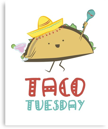 taco clipart taco tuesday