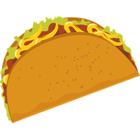 Taco clipart animated. Download category png and