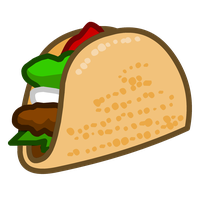 Taco clipart sad. Download category png and