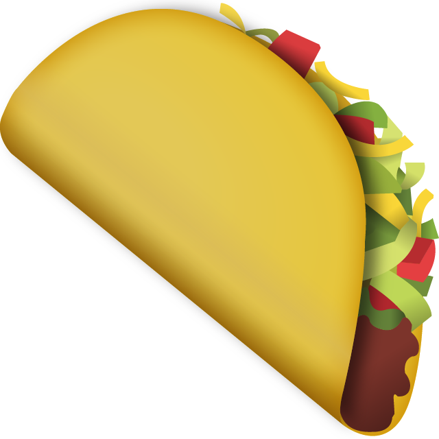 Download icon island ai. Taco emoji png vector freeuse library