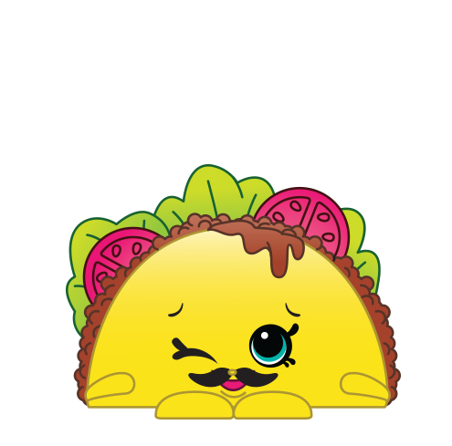 Taco png shopkins. Terrie