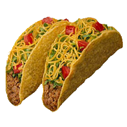 Free cliparts download clip. Tacos clipart image black and white stock