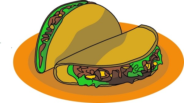 Tacos clipart. Group torchys westminster