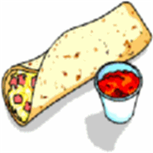 Tacos clipart breakfast taco. Chatter s cafe bistro
