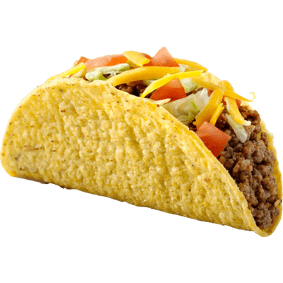 Tacos png. Range of transparent stickpng
