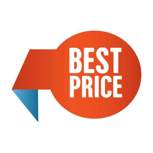 Best price sale tag. Vector pricing vector free library