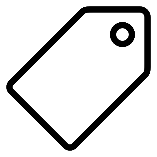 Tag vector png. Price icon download free