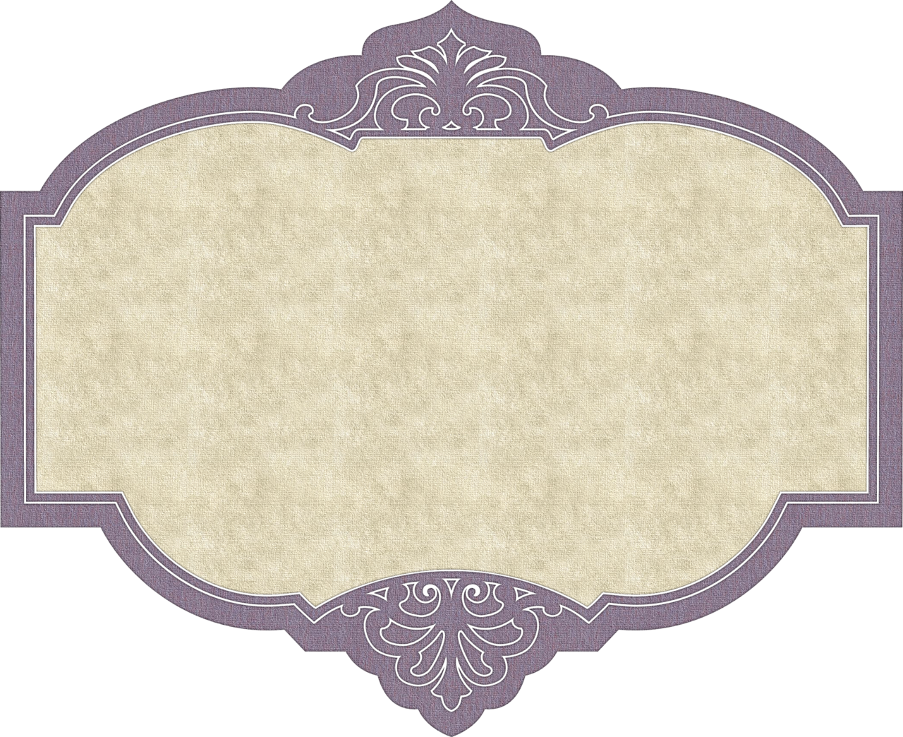 Tag vintage png. Paper text box clip