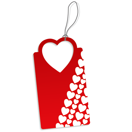 Tagging png files. Image royalty free stock