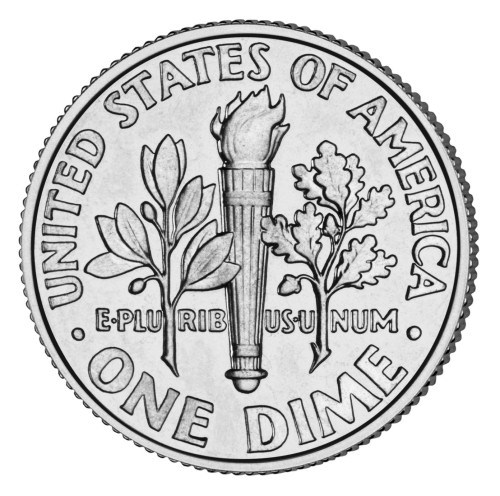 Quarter tails . Tail clipart dime png stock