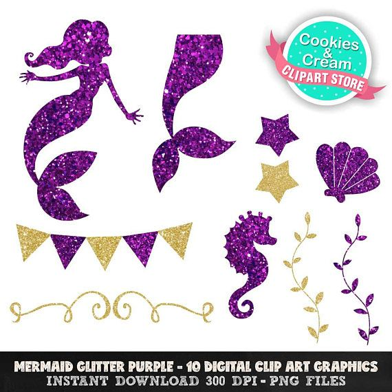 Tail clipart sparkly. Gold and purple beautiful