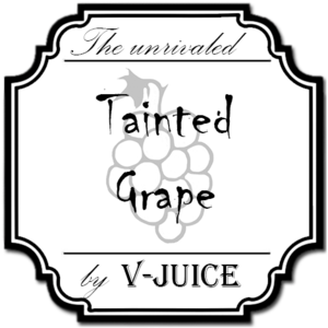 Tainted clip thing. Grape v juice liquids