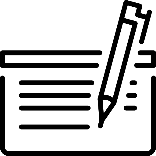 Taking notes png. Free education icons icon