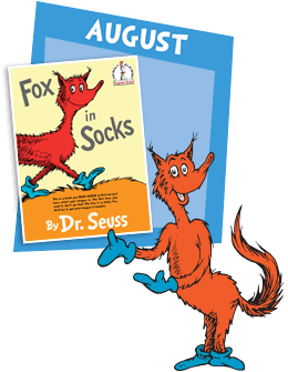 Fox in socks png. Tale graphic black