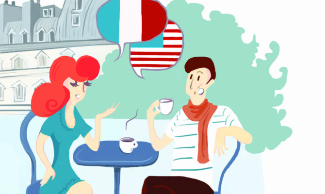 Talking clipart oral tradition. The art of french